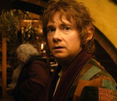 Martin Freeman in The Hobbit